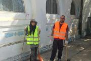 Le début des campagnes de nettoyage dans la zone extérieure de la ville de Bourguiba